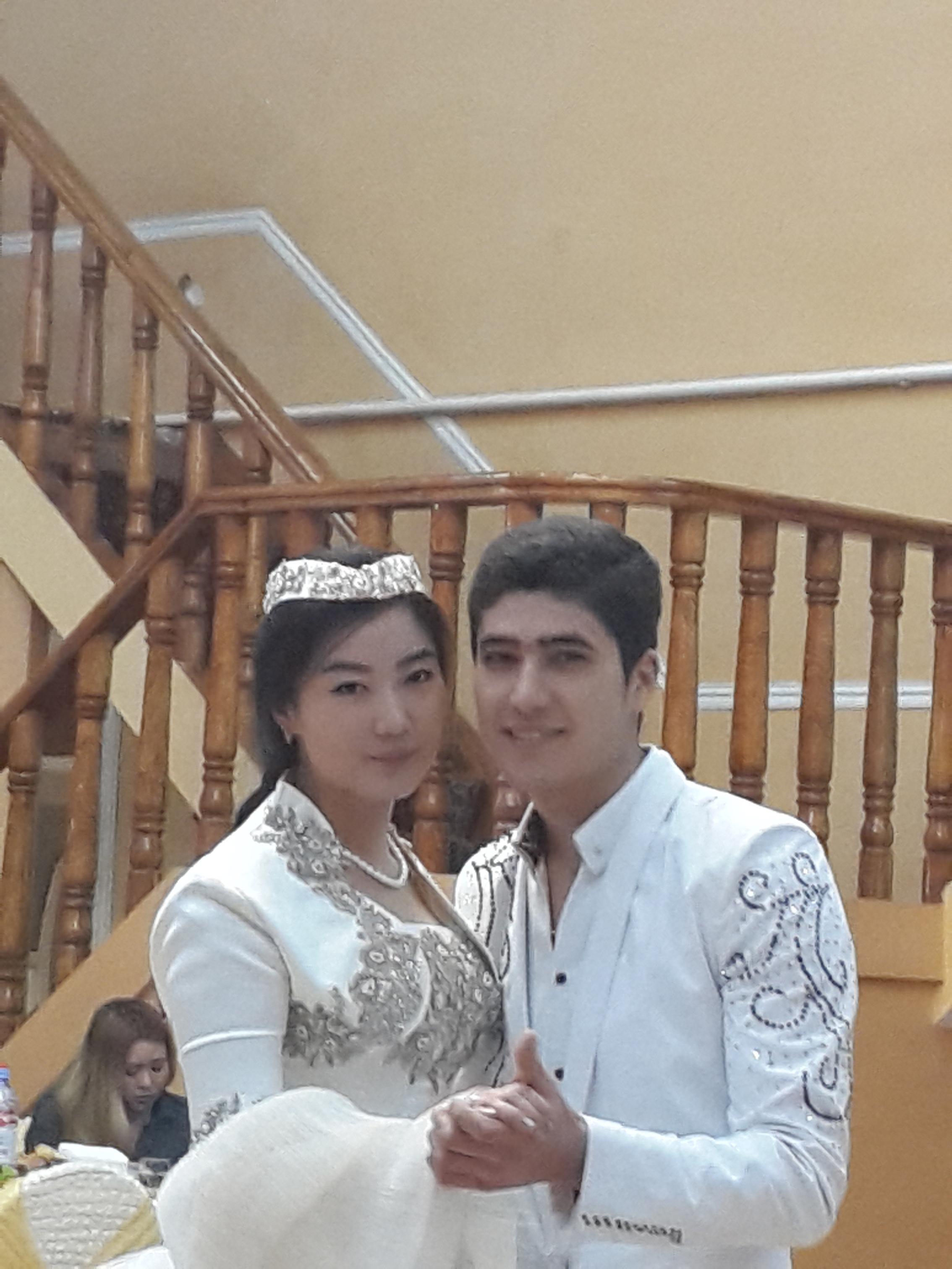 Свадьба Мадины Садвакасовой
