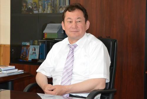 Бақытбек Тоқтасынұлы, ҚХР Ұлт баспасының Қазақ редакциясының директоры