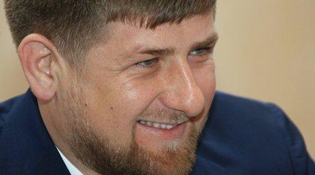 Рамзан Қадыров. Сурет Tengrinews.kz мұрағатынан алынған