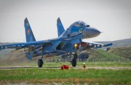 Құлаған Су-27 ұшқыштарының сүйегі табылды
