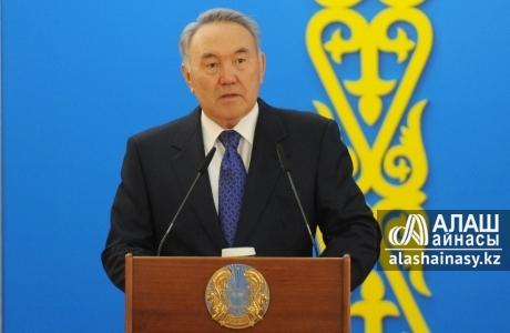 Қазақстан Республикасының Тұңғыш Президенті Нұрсұлтан Назарбаев. ©Мансұр Хамит (фото)
