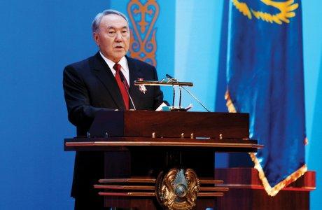 Нұрсұлтан Назарбаев. ©Мансұр Хамит
