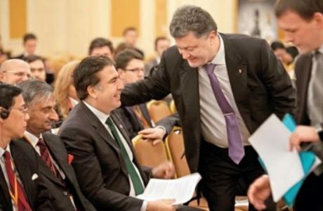 Саакашвили Порошенконың штаттан тыс кеңесшісі қызметін атқарады