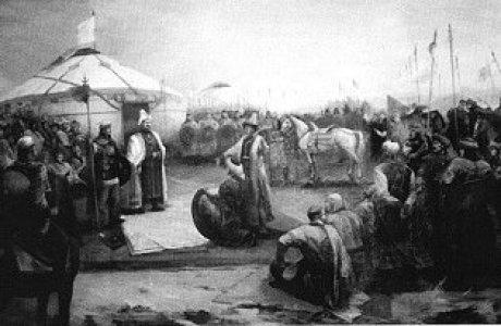 Қазақ хандығы – қазақтардың ұлттық мемлекеті